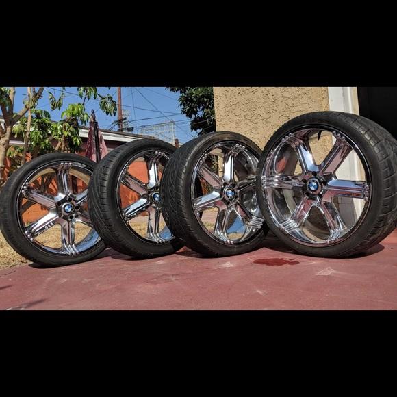 Other 4 Bmw 26s Inch Rims 600 Poshmark